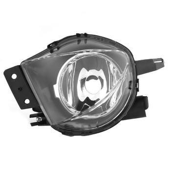 Car Fog lamp Multi-function Replacement Front Bumper Fog Lights Lamps H11 12V 55W NO Bulbs for BMW 3 Series E90 2006-2008 image