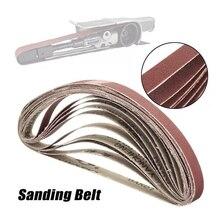 10шт 330*10мм 40/60/80/100/120 абразивный зашкурить шлифовальный станок шлифовальные полировки инструменты