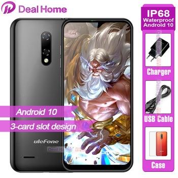 Перейти на Алиэкспресс и купить Ulefone Note 8P смартфон с 5,5-дюймовым дисплеем, четырёхъядерным процессором, ОЗУ 2 Гб, ПЗУ 16 ГБ, 8 МП