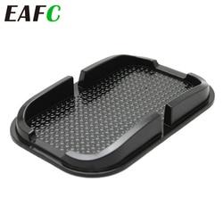 Anti-skid Silicone Magic Mat Anti Slip Car Dashboard Non Slip Grip Pad Cell Phone GPS Holder Sticky Mat Car Accessories