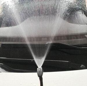 Image 1 - Boquillas de chorro universales para lavadora de parabrisas de coche, ventilador para Chery A1 A3 Amulet A13 E5 Tiggo E3 G5, 2 uds.