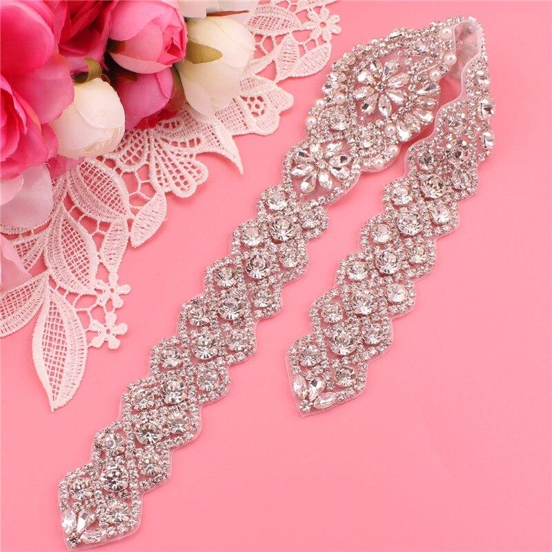 Wedding dress belt bridal belt pearl rhinestone belt bridesmaid belt evening dress belt wedding accessories