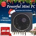 Newest Gaming Mini PC i9-9880H 8 Core 16 Threads 2*DDR4 2666MHz 2*M.2 Nuc Windows 10 Pro Linux Desktop Computer AC Wifi DP HDMI