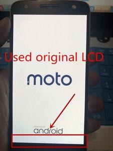 Image 1 - Motorola moto z xt1650 03 01 05 용 전체 lcd 화면 디지타이저 어셈블리 교체
