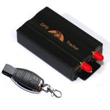 Coban для автомобиля gps трекер TK103B Автомобильный в режиме реального времени gps GSM GPRS отслеживание SMS устройств Скрытая Автомобильная охранная сигнализация