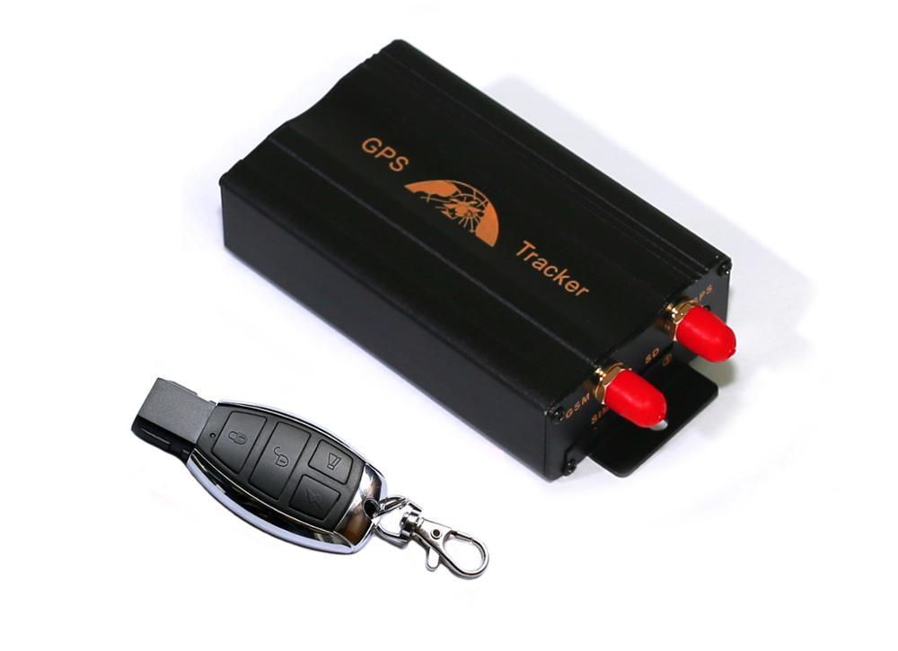 GSM Magnetic Car Vehicle Van Fleet Truck GPS Tracker Track SPY Alarm Syste TK104