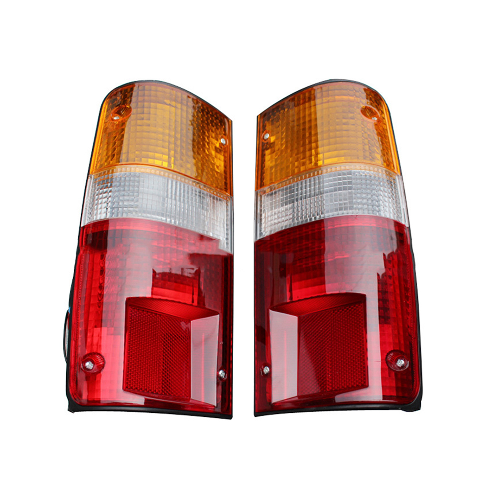 1pair Taillight fits for TOYOTA HILUX MK3 SR5 PICKUP LN RN YN 2WD 4WD TAIL LAMP LIGHT REAR