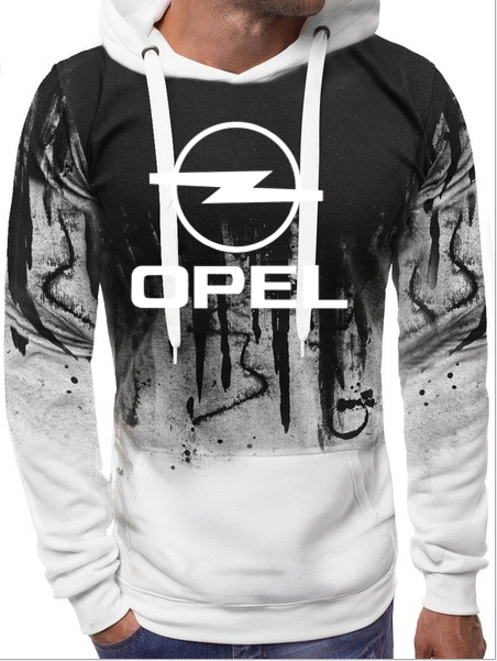 Opel Hoodie VARIOUS SIZES & COLOURS Car Enthusiast Vauxhall Opel Badge