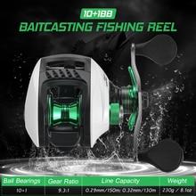 Lightweight Fishing Baitcasting Bearings