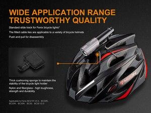 Image 2 - Soporte para casco de luz de bicicleta Fenix ALD 08 Original