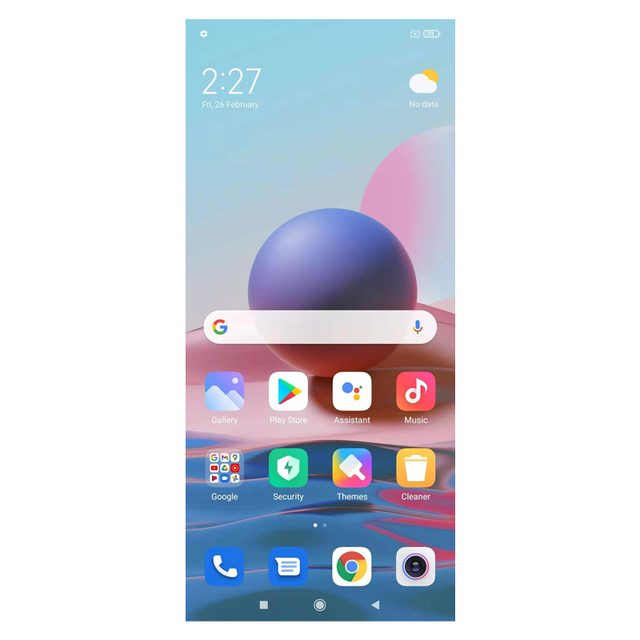 Global Version Xiaomi Redmi Note 10 Mobile 4GB RAM 64 / 128GB ROM Snapdragon 678 Octa Core 5000mAh Battery 33W Fast Charge 3