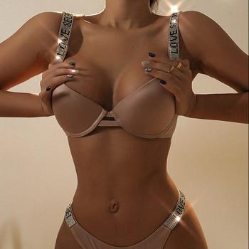 Women Push Up Underwear Bra Sets INTIMATES