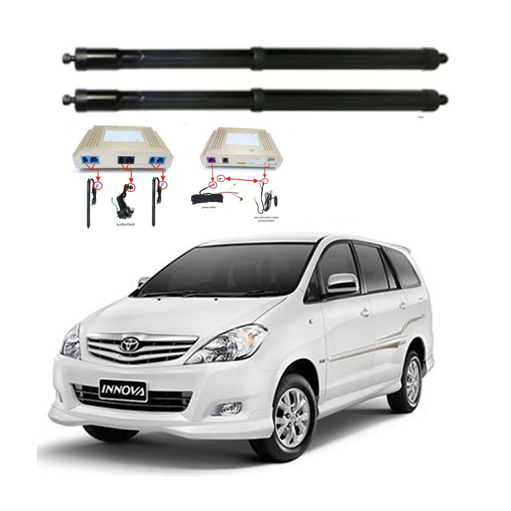 New Electric Tailgate Refitted For Toyota INNOVA 2015 -2020 Tail Box Intelligent Electric Tail Door Power Tailgate Lift Lock