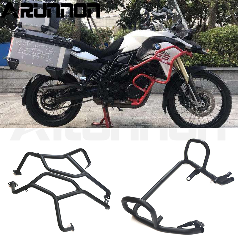 Engine Guard Protector Bash Skid Plate For BMW F800GS F650GS F700GS 2008-2017