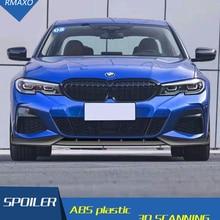Для G20 G28 Body kit спойлер- для BMW M3 320i 320li ABS задний спойлер передний бампер диффузор защитные бамперы