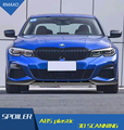 Для G20 G28 Body kit спойлер 2020-2021 для BMW M3 320i 320li ABS задний спойлер передний бампер диффузор защитные бамперы