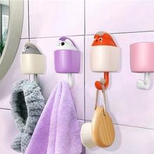 Decorative Door Rear Hook Aroma Cartoon Creative Sticky Cute Pet Animal Kitchen Bathroom Hanger