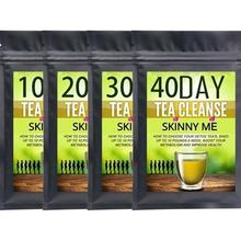 Detox Tea Weigh-Loss Skinny-Tea Reduce-Bloating Beauty Natural Women And Minch Constipation