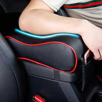 2019 Artificial leather car armrest / cushion for Suzuki SX4 SWIFT Alto Liane Grand Vitara Jimny S-Cross