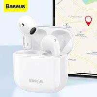 Baseus E3 True Wireless cuffie TWS auricolare Bluetooth con microfono auricolari Stereo HD per iPhone 12 cuffie da gioco Xiaomi