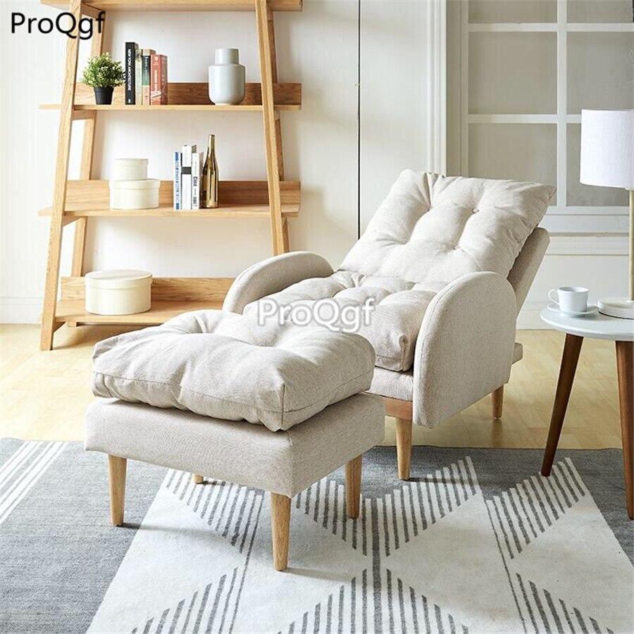 Ngryise 1 комплект скандинавский диван и табурет - Цвет: 1