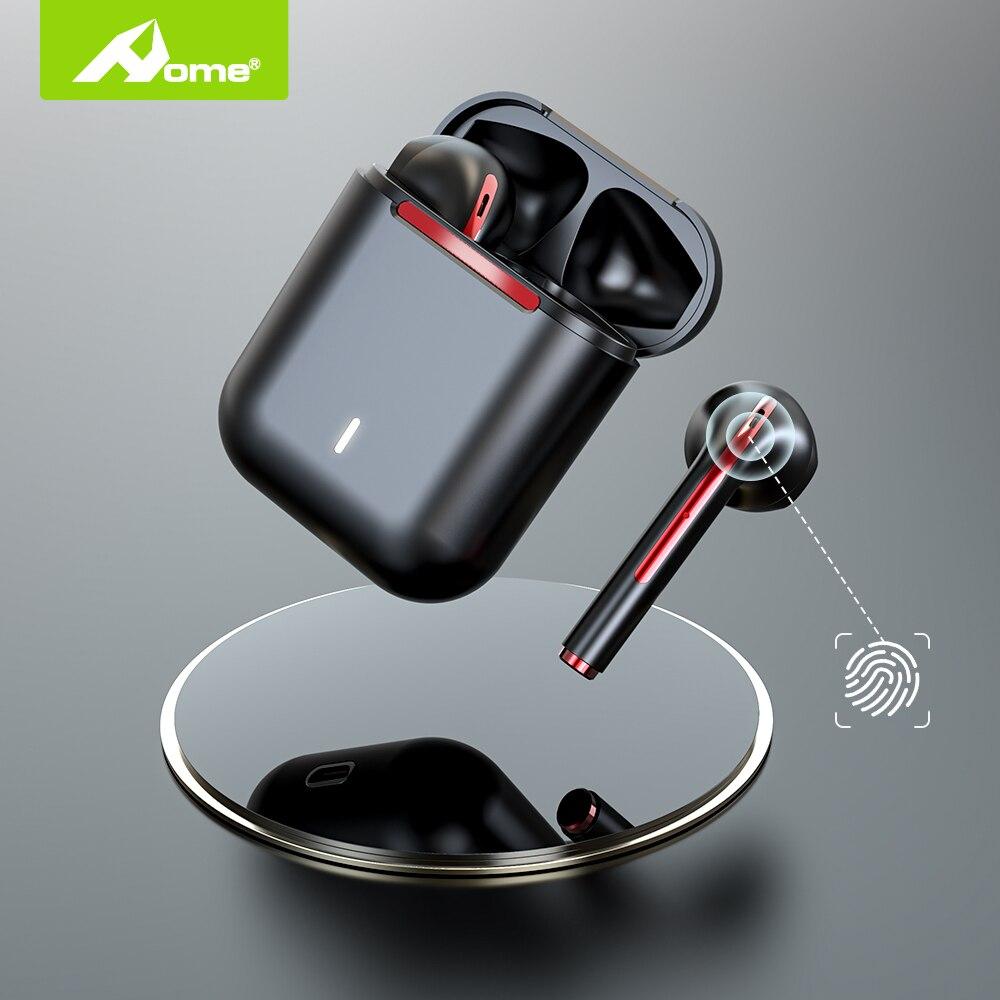 Домашние беспроводные наушники J18 с Bluetooth, беспроводная гарнитура с низкой задержкой, наушники-вкладыши, стерео наушники с микрофоном для ...