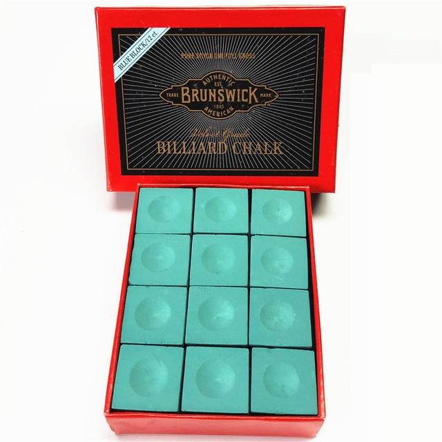 12pcs Billiard Chalk 6