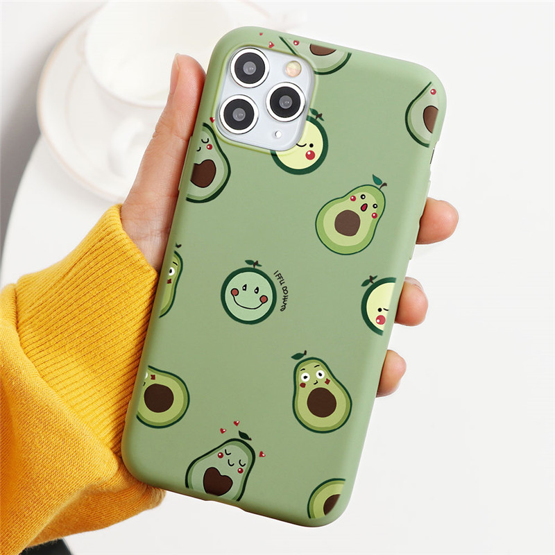 Cute Avocado Case 47