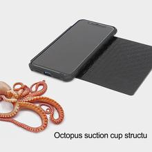 18*12.5cm Sticky Car Board Anti-Slip PU Mat Auto Non-Slip Sticky Gel Pad For Phone Glasses Car Holder Interior Style