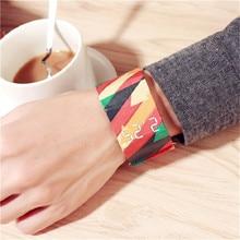 Waterproof Wristband Paper Watch Good-looking LED Clock Watch Creative Digital Paper Strap Watches Sport Watch Wristwatch