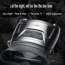 NEW HD Dynamic Widescreen Infrared Digital Night Vision Goggles Multi-function Photography Camera Hunting Snap Device