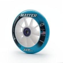 Super vale a pena F1 Roda de Patinação de Velocidade Em Linha com tamanho de 110 milímetros para MPC IMPORTA G13 Gi3 Corrida Patins Rodas de Alta 86a elástico PU 8 pçs/lote