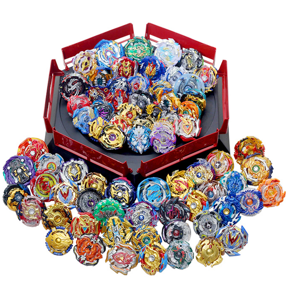 TAKARA TOMY Combination <font><b>Beyblade</b></font> Burst Set Toys Beyblades Arena Bayblade Metal Fusion 4D with Launcher Spinning Top Toys image