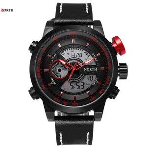 Image 5 - ดิจิตอลกีฬานาฬิกาสำหรับชายคุณภาพสูงแฟชั่นกีฬานาฬิกาข้อมือชายนาฬิกาทหารนาฬิกาปลุกดิจิตอลนาฬิกา