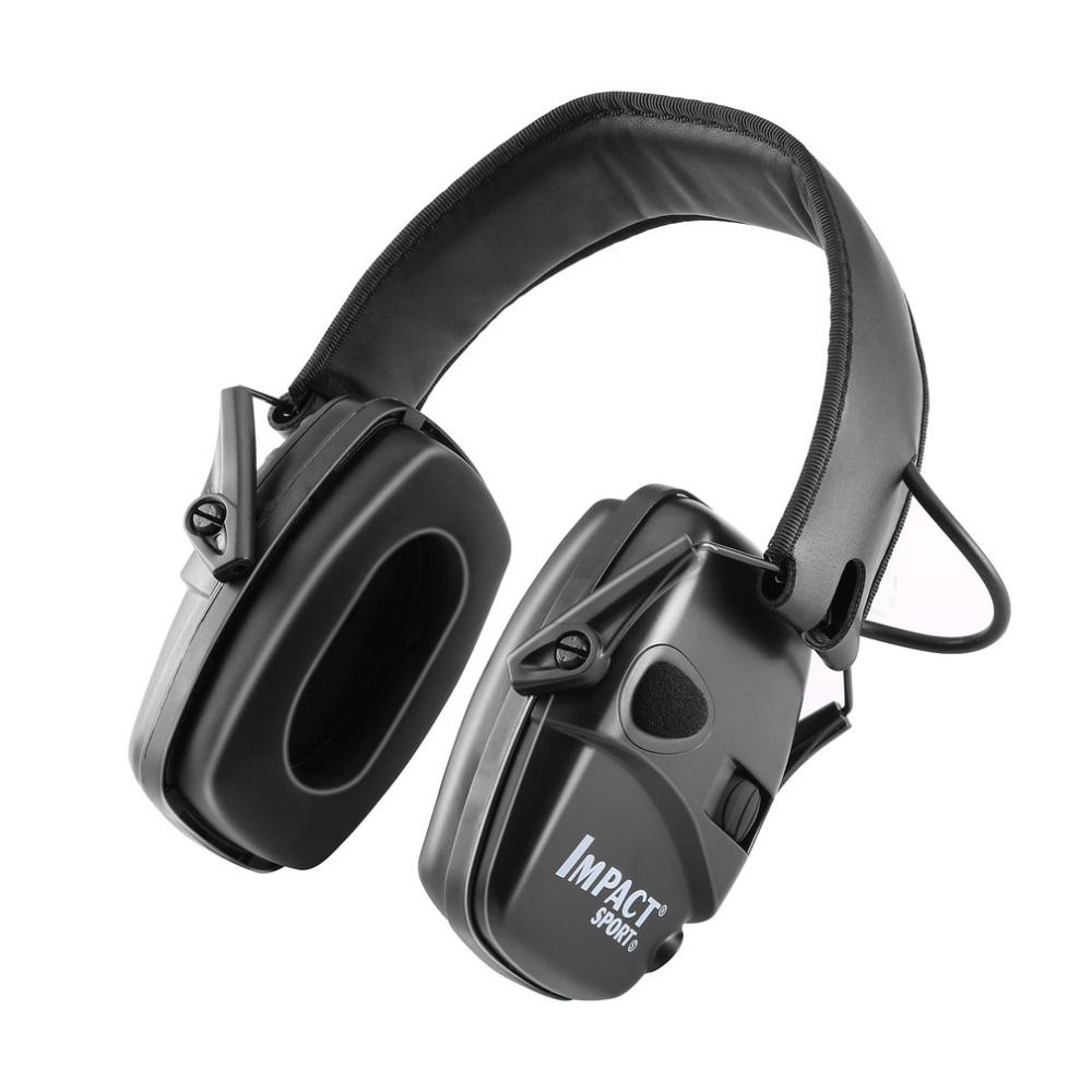 Anti-noise Impact Sound Amplification Electronic Shooting Earmuff Tactical Hunting Hearing Protective Headset