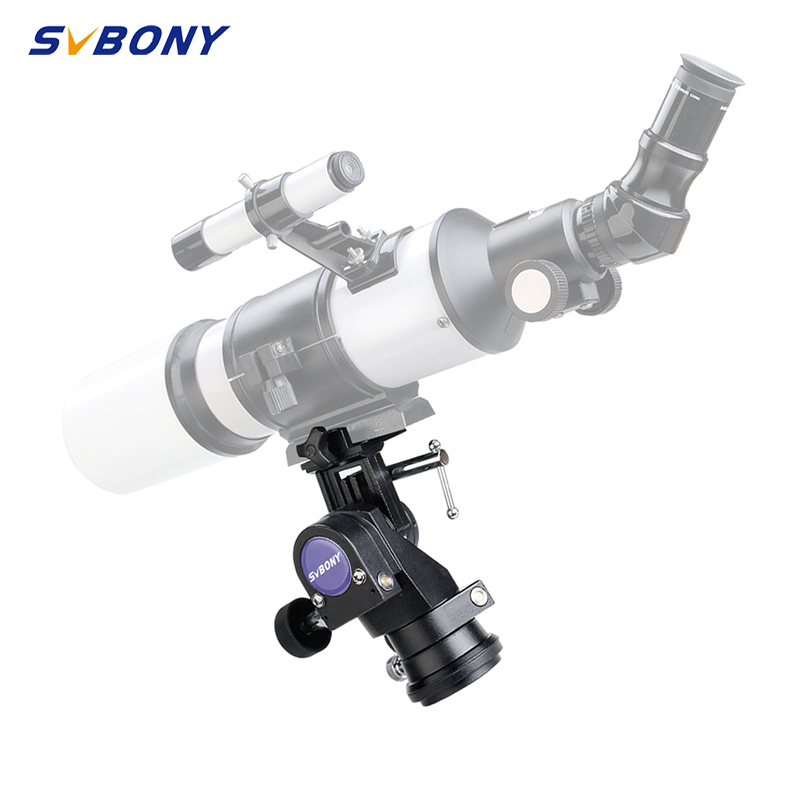 SVBONY SV134 Multi-Purpose Latitude (EQ)  Base, Telescope Accessory, Multi-Purpose AzimuthLatitude Adjustment Lock For Telescope