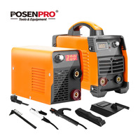 POSENPRO ARC Electric Welder Welding Machine 5.2KVA Series DC Inverter for Welding Work for Soldering Work Welding Equipment