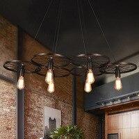Nordic bola de vidro pingente luzes hoop ouro moderno do vintage led pendurado lâmpada para sala estar casa loft decoração industrial luminária|Luzes de pendentes| |  -