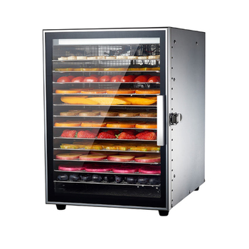 Fruit dryer food household small fruit dryer bean dissolving pet food dehydration air drying machine commercial dried fruit machine dehydration air dryer fruit and vegetable pet meat food dryer