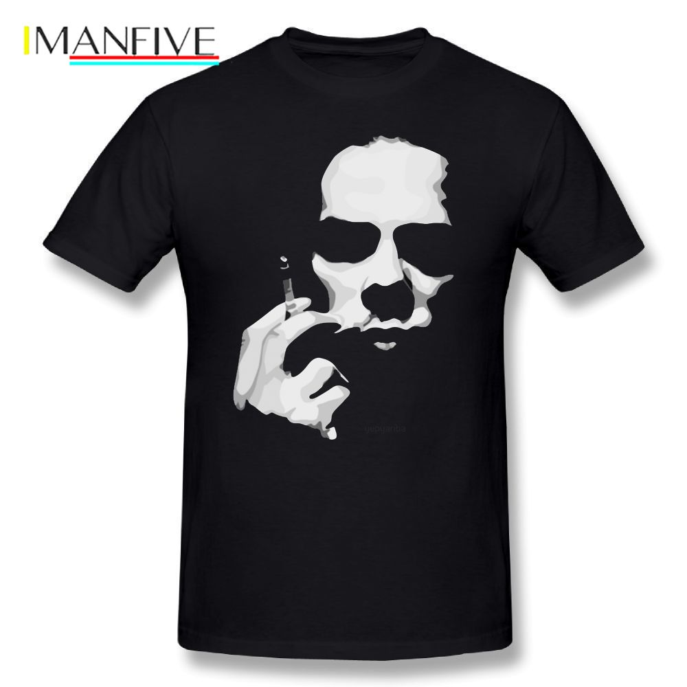 Bob Dylan T-Shirt Men Minimalist Freewheelin Classic T Shirt 100 Cotton Shirts Mens Short Sleeve Casual Tee