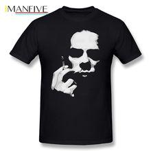 Bob Dylan T-Shirt Men Minimalist Freewheelin Classic T Shirt 100 Cotton Shirts Mens Short Sleeve Casual Tee