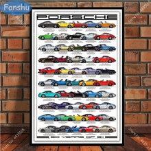 Affiches d'art 1 formule de voiture de course, champions du monde, Ayrton Senna, affiches et imprimés, toile d'art murale, décoration de maison pour chambre d'enfants
