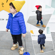 Baby  Boys Jacket Autumn And Winter Jacket For Girls Coat Kids Warm Hooded Outerwear Coat For Girls Boys Clothes Children Jacket fashion autumn winter jacket for boys children jacket kids hooded warm outerwear coat for boy clothes 2 10 year baby boys jacket