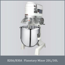 B20A/B30A kitchen planetary mixer 20L/30L 3-speed dough kneading mixer food mixer egg beater stand mixer planetary flour mixer food mixer philips hr3745 00 hr 3745 electric kitchen planetary with bowl stand household appliances for kitchen