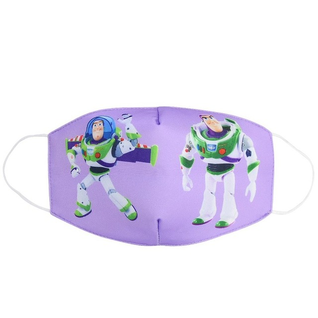 2020 Cotton Dustproof Mouth Face Mask Women Men Kids Cartoon Breathable Protection K-POP Masks ZXT225 2