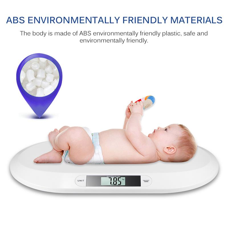 Baby-Scales Growth-Weighing Electronic Digital-Display Health of Intelligent Multi-Function title=