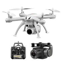 цена на 4K Drone X6s Hd Camera 480p / 720p / 1080p Quadcopter Fpv Drone One Button Return Flight Pressure Hover Rc Helicopter Original
