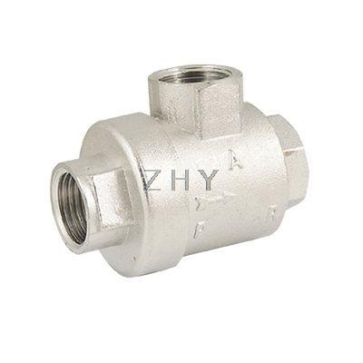 Pneumatic 2 Way 0.6 Outlet Air Quick Exhaust Valve New