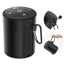 Mini Bluetooth Speaker Waterproof Portable Outdoor Wireless Speaker Column SoundBox Stereo Bass Music Player with FM Support TF стоимость