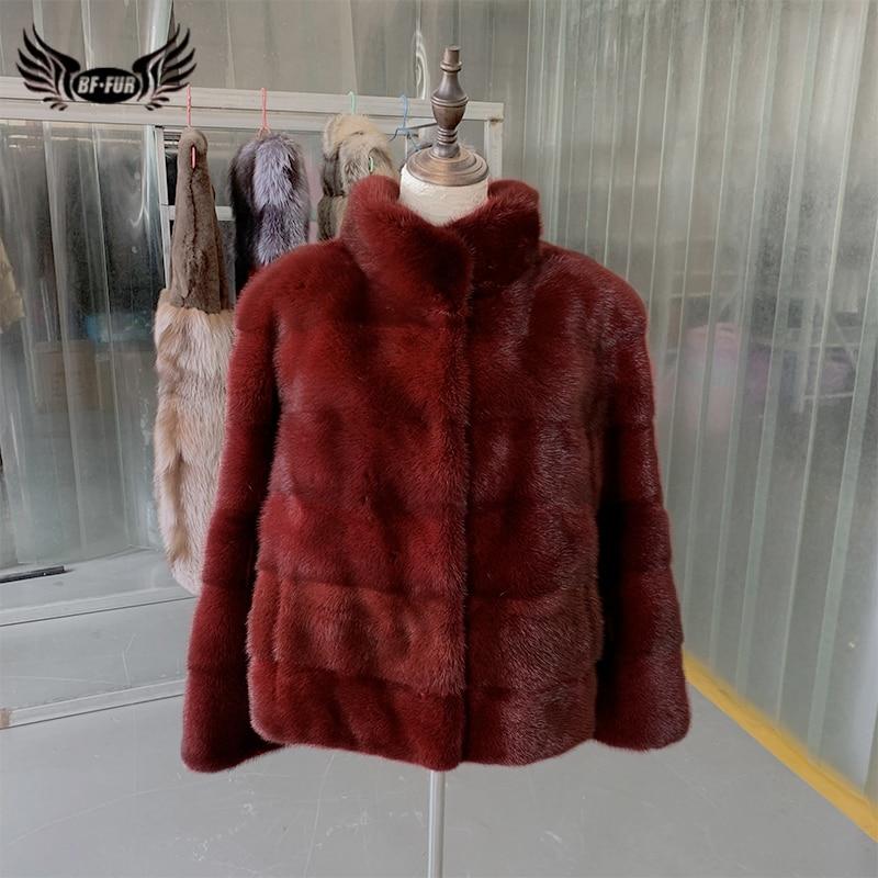hiver fourrure BFFUR manteau 17